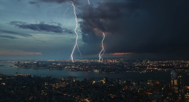 Disaster recovery and survival lightning