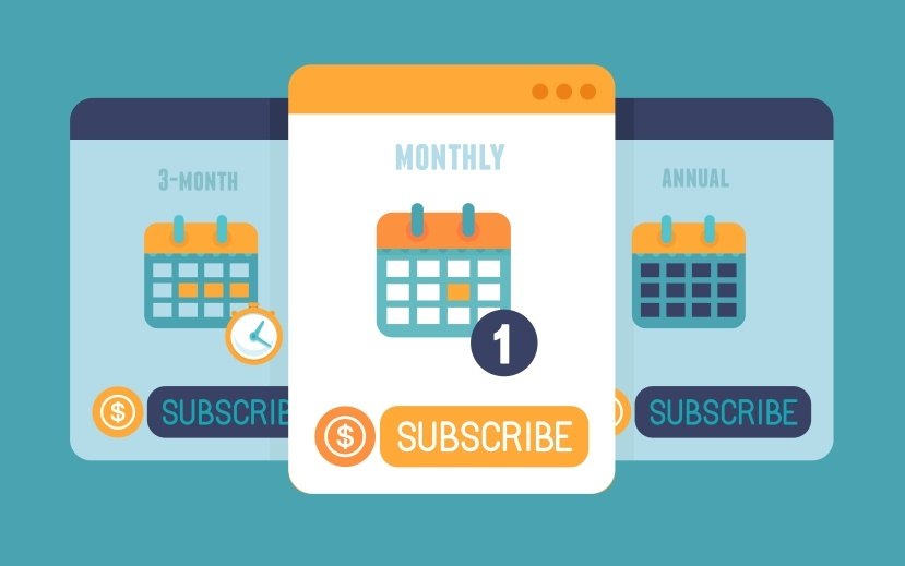 subscription pricing marketing