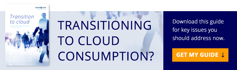 Transitioning to Cloud Consumption? Download this guide for key issues you should address now.
